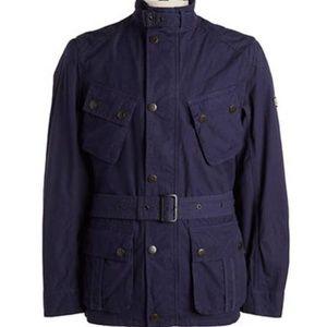 Men's Barbour International Barbane Belted Jacket